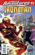 Marvel Adventures Iron Man (2007) 13