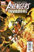 Avengers Invaders (2008 Marvel Dynamite) 1A