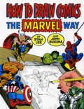 How to Draw Comics the Marvel Way SC (1984 Simon and Schuste) 1-REP