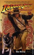 Indiana Jones and the Dinosaur Eggs PB (1996 Bantam Novel) 1-REP