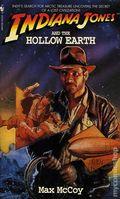 Indiana Jones and the Hollow Earth PB (1997 Bantam Novel) 1-1ST