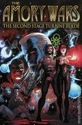 Amory Wars The Second Stage Turbine Blade TPB (2008-2009 Image) 1-1ST