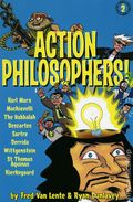 Action Philosophers Giant Size Thing TPB (2006) 2-REP