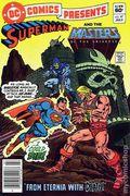 DC Comics Presents (1978 DC) Mark Jewelers 47MJ