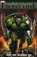 World War Hulk Frontline TPB (2008 Marvel) 1-1ST