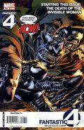 Fantastic Four (1998 3rd Series) 558A