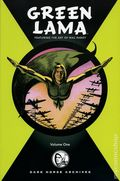 Green Lama Archives HC (2008 Dark Horse) 1-1ST