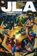 JLA HC (2008-2010 DC) Deluxe Edition 1-1ST