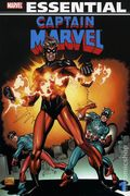 Essential Captain Marvel TPB (2008 Marvel) 1-1ST