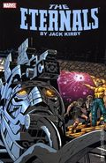 Eternals TPB (2008 Marvel) By Jack Kirby 1-1ST