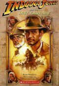 Indiana Jones and the Last Crusade SC (2008 A Scholastic Novel) 1-REP