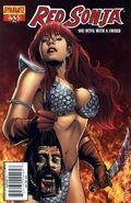 Red Sonja (2005 Dynamite) 33B