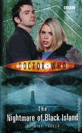 Doctor Who The Nightmare of Black Island HC (2006 Novel) 1-1ST