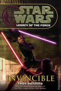 Star Wars Legacy of the Force Invincible HC (2008 Novel) 1A-1ST