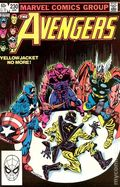 Avengers (1963 1st Series) Mark Jewelers 230MJ