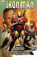 Iron Man Haunted TPB (2008 Marvel) Director of SHIELD 1-1ST