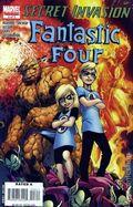 Secret Invasion Fantastic Four (2008) 3