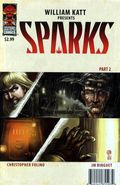 Sparks (2008 Catastrophic Comics) 2