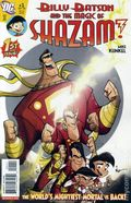 Billy Batson and the Magic of Shazam (2008) 1A