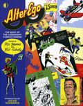Alter Ego Best of the Legendary Comics Fanzine SC (2008 TwoMorrows) 1-1ST