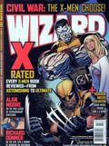 Wizard the Comics Magazine (1991) 181AU