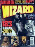 Wizard the Comics Magazine (1991) 184AU