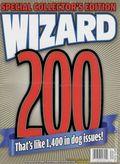 Wizard the Comics Magazine (1991) 200AU