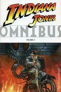 Indiana Jones Omnibus TPB (2008 Dark Horse) 2-1ST