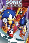 Sonic the Hedgehog Archives (2006-2015 An Archie Digest) 7-1ST