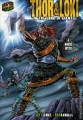 Graphic Universe: Thor and Loki In the Land of Giants GN (2007 Lerne) A Morth Myth 1-REP