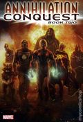 Annihilation Conquest HC (2008 Marvel) 2-1ST