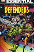 Essential Defenders TPB (2005-2013 Marvel) 4-1ST