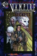 Vampire The Masquerade Beckett GN (2002 Moonston) World of Darkness 1-1ST