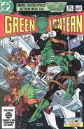 Green Lantern (1960-1988 1st Series DC) Mark Jewelers 168MJ