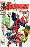 Avengers (1963 1st Series) Mark Jewelers 236MJ