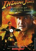 Indiana Jones and the Kingdom of the Crystal Skull SC (2008 A Scholastic Novel) 1-1ST