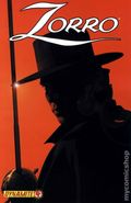 Zorro (2008 Dynamite Entertainment) 4B