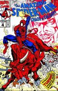 Amazing Spider-Man Chaos In Calgary (1992) Canadian Edition 4