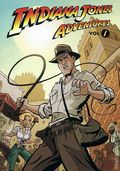 Indiana Jones Adventures TPB (2008 Dark Horse Digest) 1-1ST