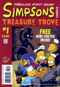 Simpsons Comics Treasure Trove (2008) 1