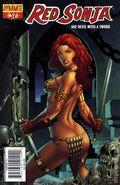 Red Sonja (2005 Dynamite) 37A