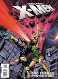 Uncanny X-Men 500 Issues Posterbook (2008) 0