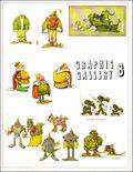 Graphic Gallery Original Art Catalog (1973) 8