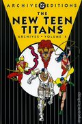 DC Archive Editions New Teen Titans HC (1999-2008 DC) 4-1ST
