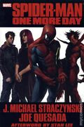 Spider-Man One More Day TPB (2008 Marvel) 1B-1ST