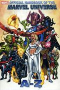 Official Handbook of the Marvel Universe A-Z HC (2008-2010 Marvel) 4-1ST