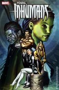 Young Inhumans TPB (2008 Marvel) 1-1ST