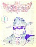 Batwing (1965 Larry Herndon) Fanzine 1