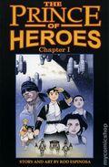 Prince of Heroes TPB (2008-2010 Antarctic Press) 1-1ST