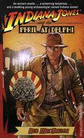 Indiana Jones and the Peril at Delphi PB (1991 A Bantam Novel) 1-REP